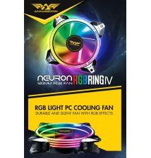 Armaggeddon Neuron RGB Ring IV Fan|armenius.com.cy