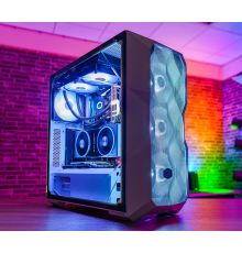 Coolermaster Masterbox TD500 Mesh ATX Case with 3x ARGB Fans