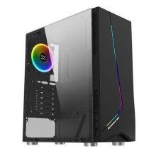 Xigmatek Eros / Ryzen 5 3600 / 8 GB / SSD 256 GB / HDD 500 GB / GTX