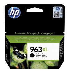 HP 963XL Black Ink cartridge 3JA30AE|armenius.com.cy