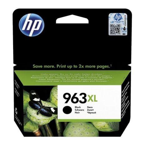 HP 963XL Black Ink cartridge 3JA30AE|armenius.com.cy