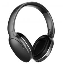 Baseus D02 Encok Wireless Headphones Black|armenius.com.cy