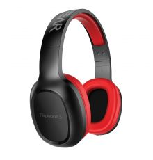 SonicGear Airphone3 Bluetooth Headphones Red|armenius.com.cy