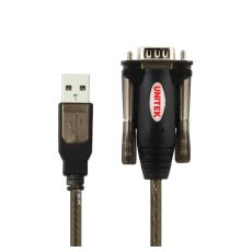 Unitek Y-105 USB to Serial Converter DB9F 1.5m|armenius.com.cy