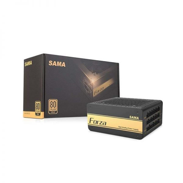 Power Supplies PC Sama Forza HTX 650W B4 Full Modular|armenius.com.cy