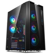 Gaming PC case SAMA Atom air glass|armenius.com.cy