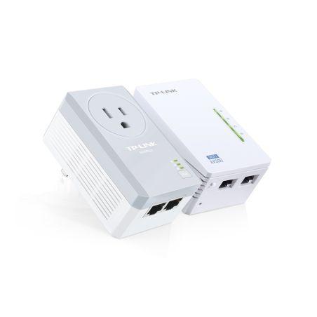POWER LINE TP-LINK Wi-Fi Kit TL-WPA4226KIT|armenius.com.cy