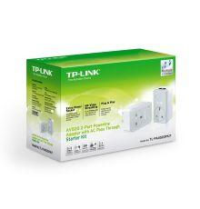 POWER LINE TP-LINK AV500 Kit TL-PA4020PKIT|armenius.com.cy