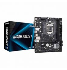 Asrock H470M-HDV/M.2 / Socket 1200/ Micro ATX Motherboard| Armenius Store
