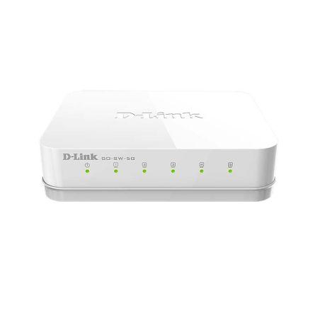 Network switch D-Link 5 Port Gigabit Desktop