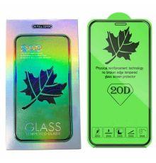 Tempered Glass 20D Samsung A02S Black| Armenius Store