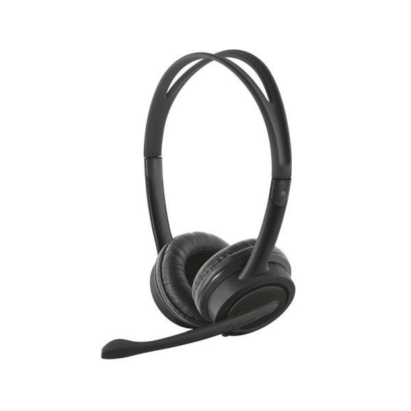 HeadSet TRUST MAURO USB 17591|armenius.com.cy