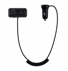 Baseus S-16 Car Charger with BT/USB/MP3/FM Transmitter