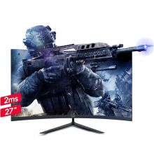Armaggeddon PIXXEL+XTREME XC27HD Super 1080p 165hz Curved Monitor Black|