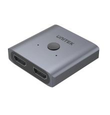 Unitek V1127A 4K HDMI 1in2 Out/2in1 Out Splitter