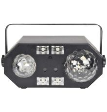 QTX Tetra Moonflower/Ripple/Strobe/UV/Laser 151.608UK|armenius.com.cy