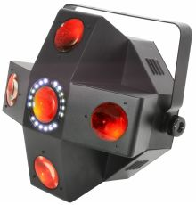 QTX Collider LED Moonflower with Strobe 150.470UK|armenius.com.cy