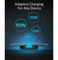 Anker PowerWave II 15W Qi Wireless Charger Pad UK