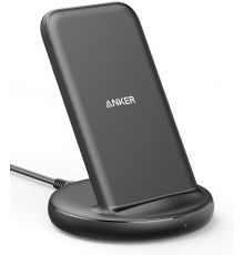 Anker PowerWave II 15W Wireless Stand Black armenius.com.cy