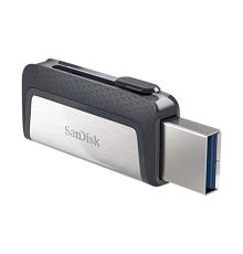SanDisk 64GB Ultra Dual Drive USB Type-C - USB 3.1