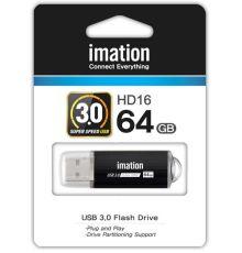 USB flash drive Imation HD16 Metal USB 3.0 4GB|armenius.com.cy