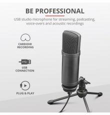 Trust GXT 252 + Emita plus Streaming Microphone| Armenius Store