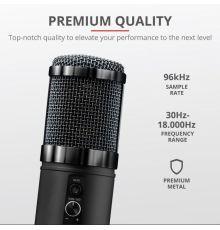 Trust GXT 256 EXXO USB Streaming Microphone| Armenius Store