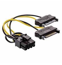 Sata x2 to 8 Pin PCI- Express Adapter armenius.com.cy