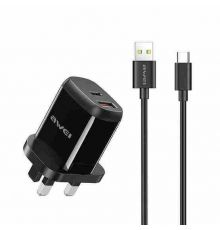 Smartphone Charger Adapter Awei PD1 20W  Armenius Store