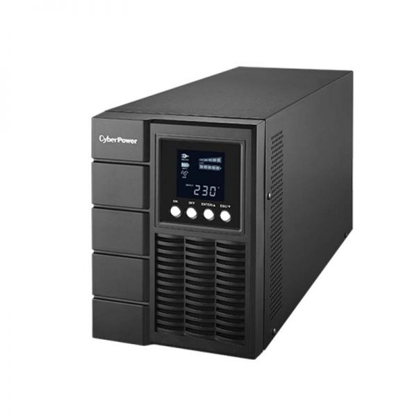 UPS CyberPower Online 1500VA, 1350W OLS1500E|armenius.com.cy