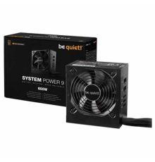 BEQUIET PSU SYSTEM POWER 9 600W CM BN302|armenius.com.cy