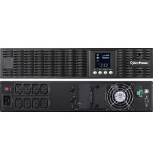 CyberPower OLS2000ERT2U 2000VA/1800W Online Rackmounted UPS LCD