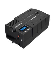 CyberPower BR700 700VA/420W Brick Line Interactive UPS LCD
