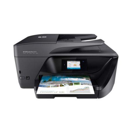Printers & Scanners Inkjet Printer All in one HP officejet pro 6970|armenius.com.cy