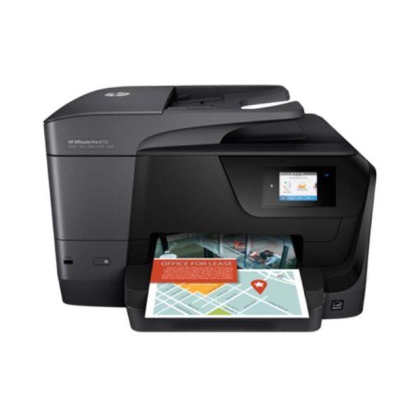 Printers & Scanners HP Officejet Pro 8715 AiO|armenius.com.cy