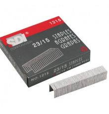 STANDARD STAPLES SDI 23/15 1000 PCS BOX| Armenius Store