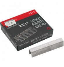 STANDARD STAPLES SDI 23/17 1000 PCS BOX| Armenius Store