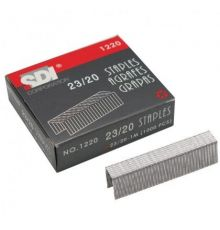 STANDARD STAPLES SDI 23/20 1000 PCS BOX| Armenius Store