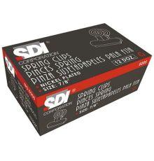 Spring Clips 3 SDI 36 pcs Box| Armenius Store