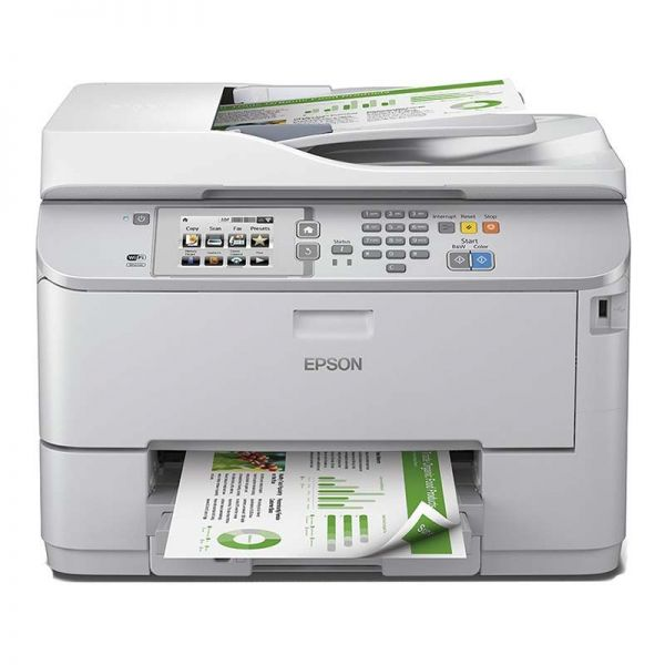 Printers & Scanners Printer Epson Workforce WF-5620DWF all in one armenius.com.cy