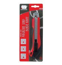 SDI LARGE CUTTER KNIFE WITH PUSH BRAKE|armenius.com.cy