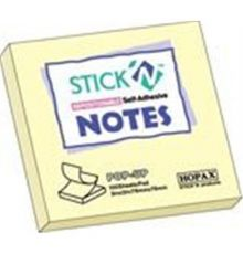 STICK N POP-UP NOTE 76X76MM 100 SHT/ PAD|armenius.com.cy