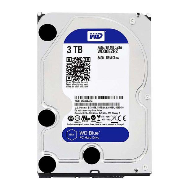 Desktop HDD 3.5-inch WD Blue 3TB|armenius.com.cy