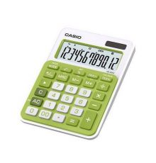DESKTOP CALCULATOR CASIO MS 20NC GN| Armenius Store
