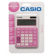 DESKTOP CALCULATOR CASIO MS 20NC PK| Armenius Store