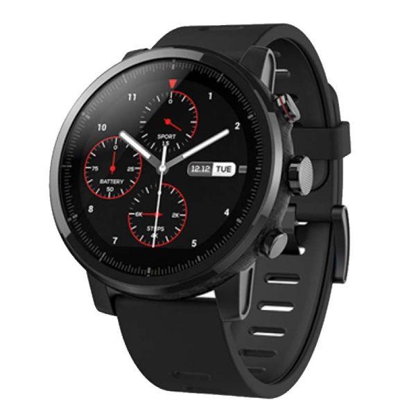 Xiaomi Amazfit Stratos Pace 2 Black| Armenius Store