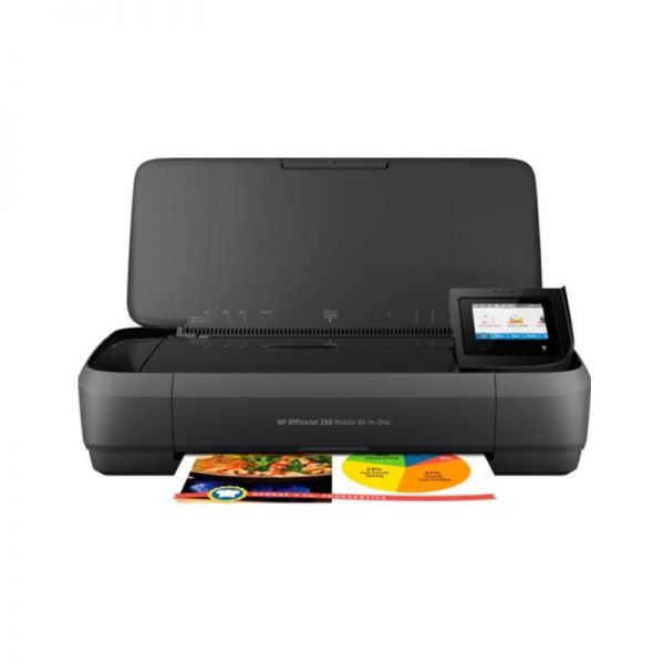 Printers & Scanners HP Officejet 252 Mobile AiO N4L16C|armenius.com.cy