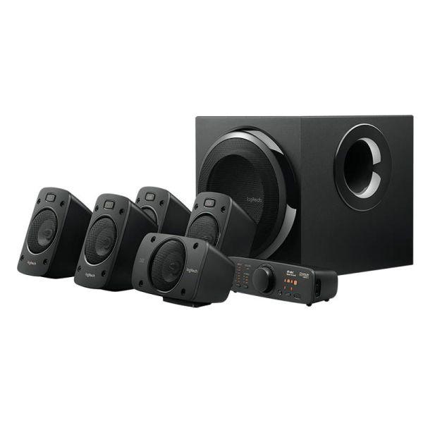 Audio System 5.1 Logitech Z906 armenius.com.cy