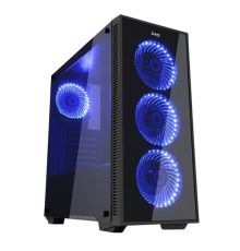 Sama Dark Shadow PC Case|armenius.com.cy