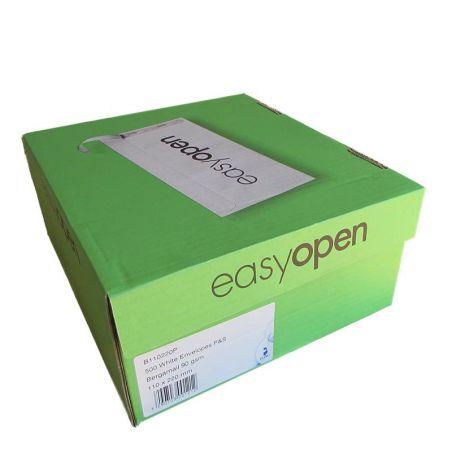 Easy Open B110220P/ Size 110 x 220 mm  Armenius Store